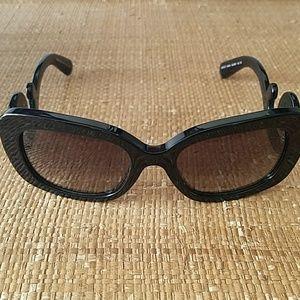 Prada Boroque Square sunglasses